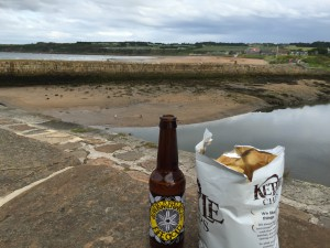Cheese, chips & beer port St Andrews 2