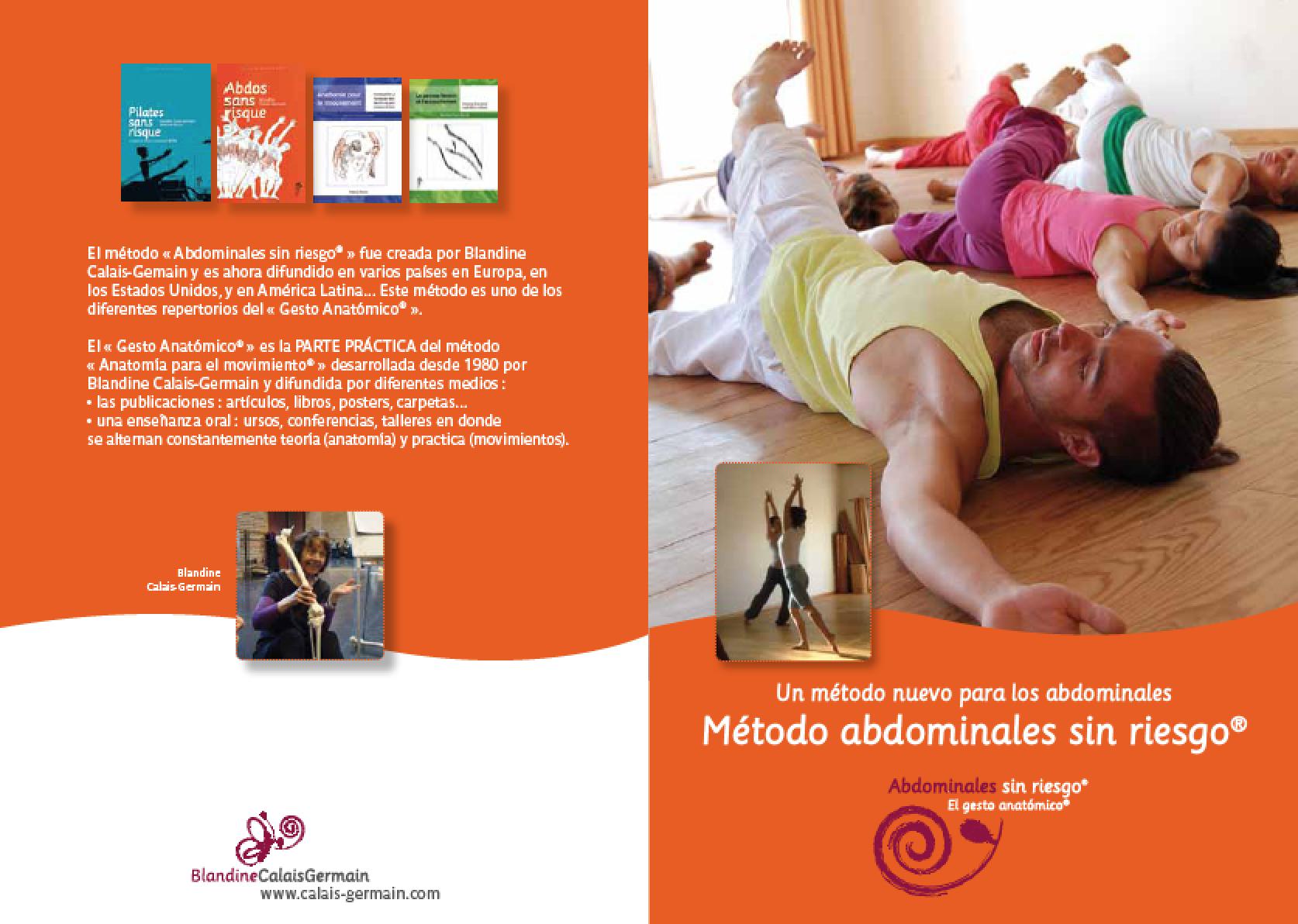 Abdominales Sin Riesgo - ASR